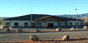 BLM and Forest Service Building